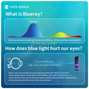 Google Pixel 6 / Pixel 6 Pro / Pixel 5A Rock Space Clear Matte Anti Blue Light Hydrogel Screen Protector Rockspace