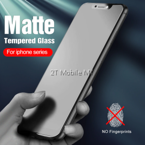 Apple iPhone 13 / 13 Pro / iPhone 13 Pro Max Full Glue Clear Matte Anti Blue Privacy Tempered Glass Screen Protector