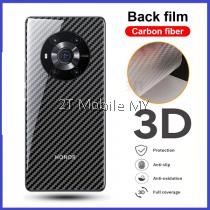 Huawei Honor Magic 3 / Honor Magic 3 Pro Back Carbon Matte Film Protector Anti Fingerprint