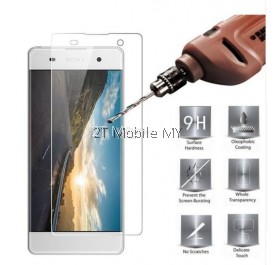 Sony X XA XZ Plus Z1 Z2 Z3 Z5 XZ Premium Mini C5 E4 M5 T2 Tempered Glass