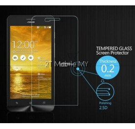 Asus Zenfone Live 2 Zenfone 3 Max Selfie Tempered Glass Screen Protector