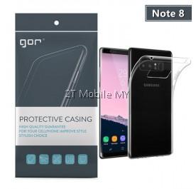 Samsung Galaxy Note 8 S8 S8 Plus GOR Case Super Slim Transparent Cover TPU
