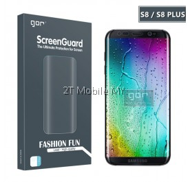 Samsung Galaxy S8 S8 Plus GOR full coverage screen protector 3D soft film