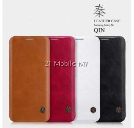 Samsung Galaxy S8 S8 Plus Nillkin QIN Leather Flip Luxury Case