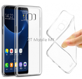 Samsung Galaxy S8 S8 Plus IMAK Ultra Thin Transparent TPU Stealth Series