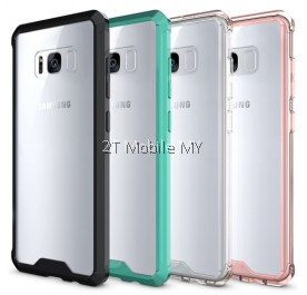 Samsung Galaxy S8 S8 Plus Protection Air Hybrid TPU Guard Case Slim Case