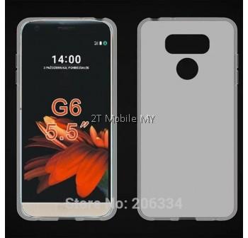 LG G6 V20 Soft Jacket Slim TPU Matte Case Cover