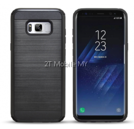 Samsung Galaxy S8 S8 Plus Solid Case Bumper With Lines