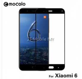 Xiaomi Mi6 Mocolo Full Screen Tempered Glass Screen Protector
