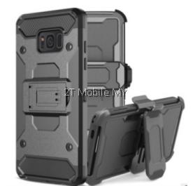 Samsung S8 Dropguard Bumper Case Pouch 2 in 1 Rugged Shockproof Bumper