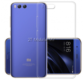 XiaoMi Mi6 Mi Max 2 Soft Transparent Case Slim TPU Cover