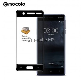 Nokia 8 Nokia 6 Mocolo Full Screen Tempered Glass Screen Protector