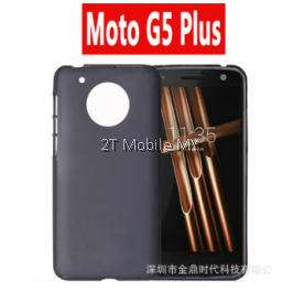 Moto G5 C E4 Plus Z2 Play Soft Jacket Slim TPU Matte Case Cover