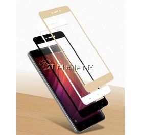 XiaoMi RedMi Note 4X RedMi 4A Full Colour Tempered Glass Screen Protector