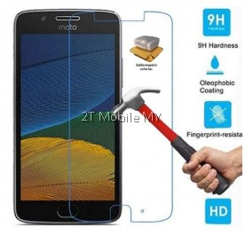 Moto G5 Plus Tempered Glass Screen Protector