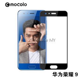 Huawei Honor 9 Mocolo Full Screen Tempered Glass Screen Protector