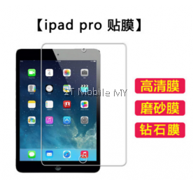 Apple iPad Pro 12.9 iPad 10.5 IPad 9.7 2017 Clear Matte Diamond Screen Protector Film