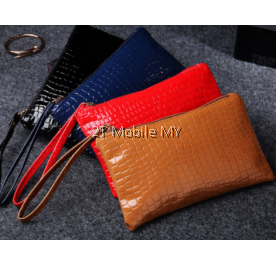 Women Trendy Style Purse Fashion Mobile Phone Wallet