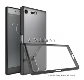(PROMO) Sony XZ Premium / XZ2 Premium Protection Air Hybrid TPU Guard Case Slim Case