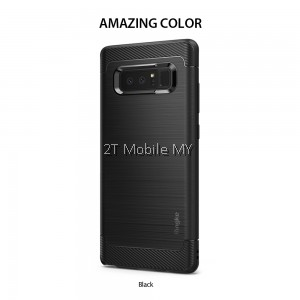 READY STOCK Ringke Oynx Samsung Galaxy Note 8 Bumper Case Casing Cover