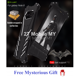 R-JUST Batman Bat Series for Samsung Galaxy Note 8 Rugged Shockproof Case