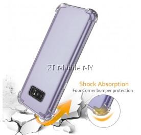 Samsung Galaxy Note 8 Transparent TPU Slim Anti Shockproof Phone Case Bumper