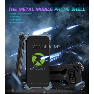 R-JUST Gundam Luxury Aluminium for Samsung Galaxy Note 8 Rugged Shockproof Case