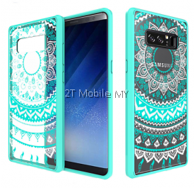 Samsung Galaxy Note 8 Protection Colourful Design Air Hybrid TPU Guard Case