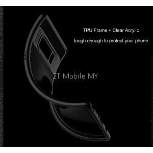 Samsung Galaxy Note 8 IPAKY 0.38mm Slim Transparent TPU Crystal Case