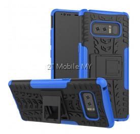 Samsung Galaxy Note 8 Rugged Combo Kickstand Tough Armor Case Cover