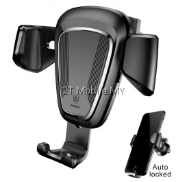 Baseus 360 Degree Car Mount Gravity Air Vent Rotation Holder Triangle Design