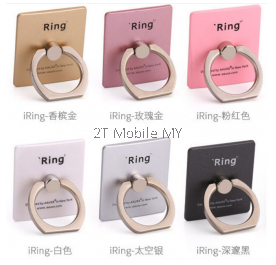 Universal Ring Holder Hook Foldable Mobile Phone Bracket Metal Holder