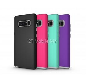 Samsung Note 8 Trendy Anti Slip American European Bumper Style Cover Case