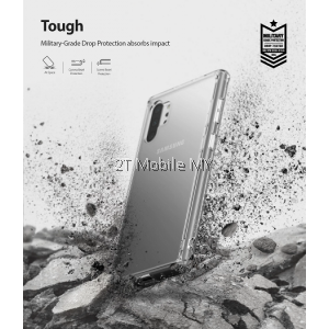Samsung Galaxy Note 20 / Note 20 Ultra / Note 10 Rearth Ringke Fusion TPU Case Cover ORI