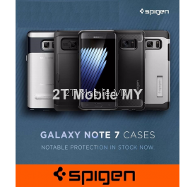 Samsung Galaxy Note FE Spigen Thin Fit Rugged Armor Ultra Neo Hybrid Original