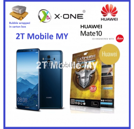Huawei Mate 10 Mate 10 Pro X-One Extreme Shock Eliminator Screen Protector