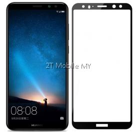 Huawei Nova 2i Full Colour Tempered Glass Screen Protector