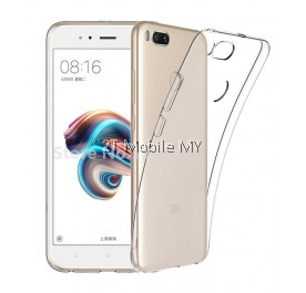 XiaoMi Mi A1 Soft Transparent Case Slim TPU Cover