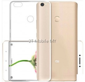 XiaoMi RedMi Note 5A / Prime Soft Transparent Case Slim TPU Cover