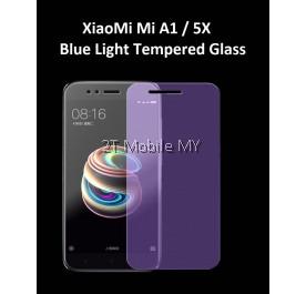 XiaoMi Mi A1 / 5X PE Blue Light Tempered Glass Screen Protector