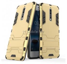 Nokia 8 Ironman Transformer Standable Case