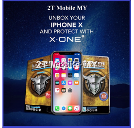 X-One Extreme Shock Eliminator / Full Coverage Apple IPhone X