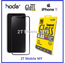 Apple iPhone 11 / iPhone 11 Pro / iPhone 11 Pro Max / XS / XR Hoda 0.33mm Evaluation Clear Tempered Glass Screen Protector