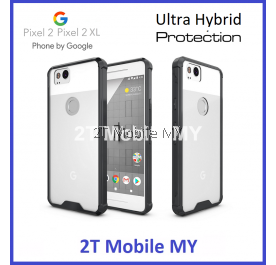 Google Pixel 4 / Pixel 4 XL / Pixel 2 XL Protection Air Hybrid TPU Guard Case Slim Bumper