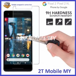 Google Pixel 2 Pixel 2 XL Google Pixel Tempered Glass Screen Protector 2.5D