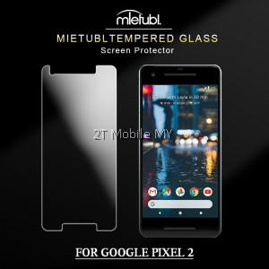 Google Pixel 4A / Pixel 4 / Pixel 4 XL / Pixel 2 / Pixel 2 XL Tempered Glass Screen Protector 2.5D