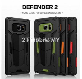 Samsung Galaxy Note FE Note 7 Nillkin Defender Armor Bumper Case Cover