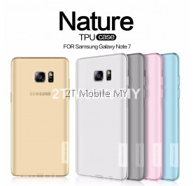 Nillkin Nature Case Transparent Slim Cover Samsung Galaxy Note FE Note 7