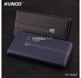 Xundd Luxury Magnetic Flip Wallet Cover Leather Samsung Galaxy Note FE 7