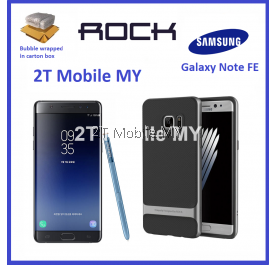 Samsung Galaxy Note FE ROCK Royce Slim Armor TPU Bumper Matte Case Note 7